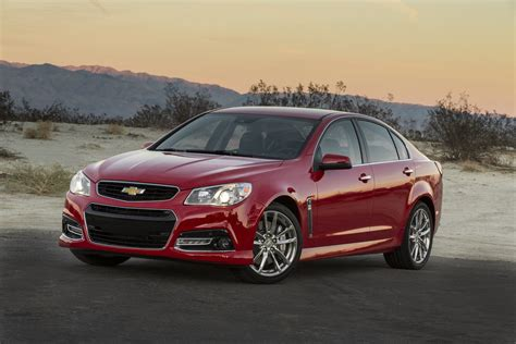 2015 chevrolet ss performance sedan gm authority
