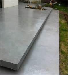 terrasse auf betonplatte b 233 ton cir 233 terrasse