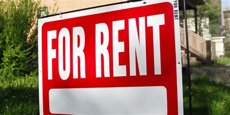 Appartment Rent by Why It S A Time To Rent In Ontario The Rentseeker