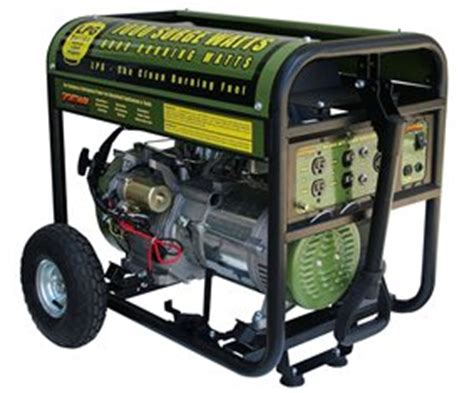 2014 top propane powered generators for the home