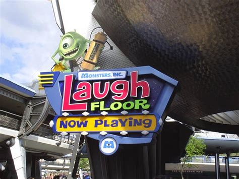 Laugh Floor laugh floor name change new sign photo 1 of 1