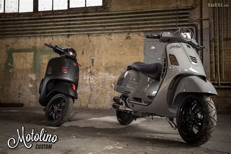 Motorrad Teile Ch Tutti by Vespa Gts 300 Tuning Special Umbau 13 Zoll Z 252 Rich