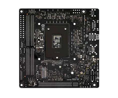 Asus Z170i Pro Gaming Lga 1151 placa m 227 e asus z170i pro gaming chipset z170 lga 1151