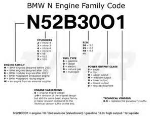 bmw engine codes turner motorsport