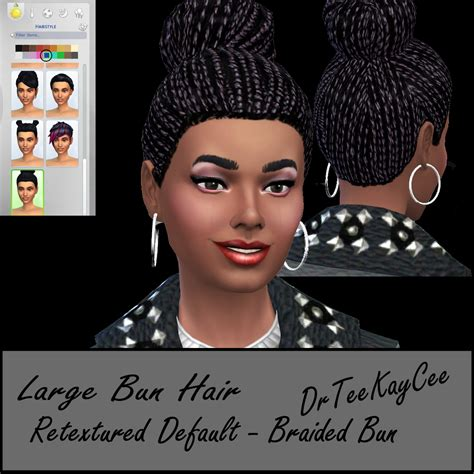 Black Hairstyles Sims 4 by Another Cool Ethnic Hairstyle For The Sims 4 Sim