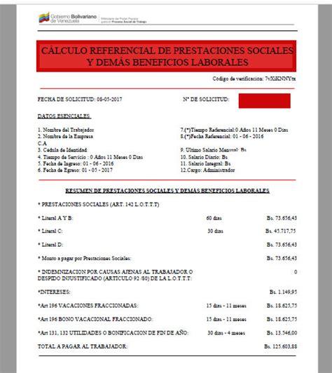 como calcular fideicomiso en venezuela como calcular una liquidacion en venezuela calcular