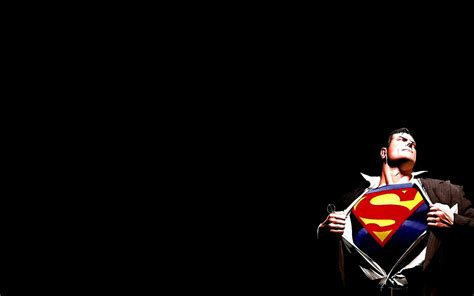 wallpaper black superman superman wallpaper hd wallpup com