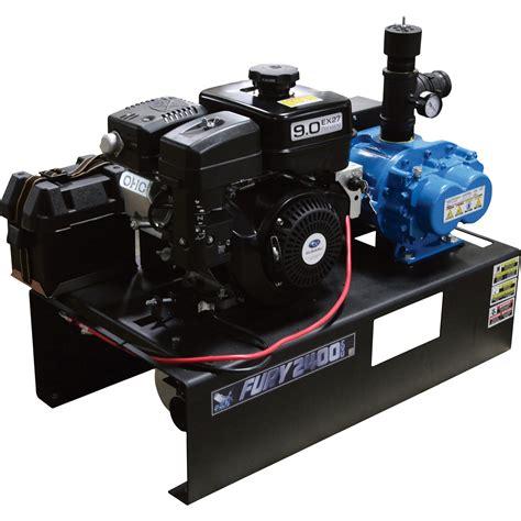 subaru 9 hp engine steel eagle pressure washer compact vacuum unit 9 hp