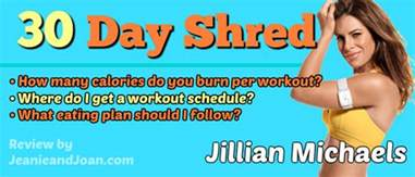 jillian michaels 30 day shred workout review levels 1 2 amp 3