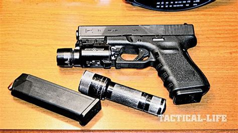 glock 19 4 tactical light massad ayoob why the glock 19 is great for beginners pros