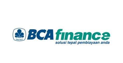 Bca Finance | lowongan kerja pt bca finance informasi lowongan kerja
