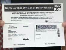when does the new car registration start dmv offices to start mailing licenses wral