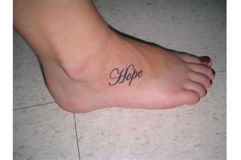 6 powerful one word tattoos what do you think give a