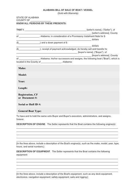 boat bill of sale qld boat registration form vessel movement mschoa mast