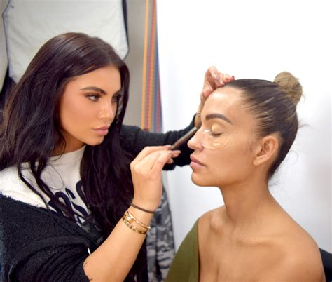 celebrity impersonator and makeup artist zawachin takes hrush achemyan elements master course makeover people com