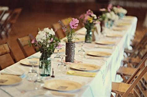 Simple Wedding Table Decorations 54 Decorations For A Diy Wedding One Decor