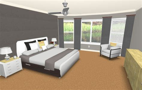 decorate   virtual bedroom  information