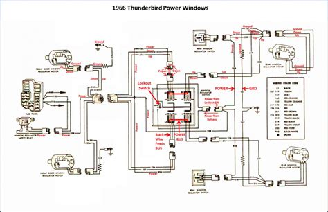1991 ford thunderbird wiring diagrams 1973 ford