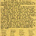 Mayflower Compact Essay by The Mayflower Compact