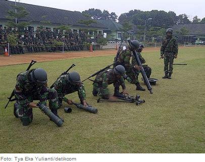 detiknews tni clips ad bumm belasan mortir ditembakkan dalam latihan