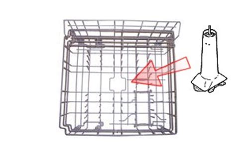 Maytag Dishwasher Replacement Racks by Appliance411 Faq How Do I Removed The Center Spray Tower