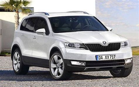 skoda to unveil 7 seater suv at motor show