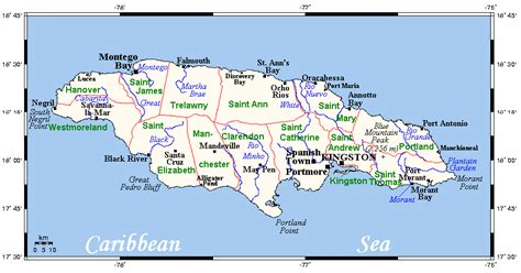 jamaica map with cities file jamaicaomc png wikimedia commons