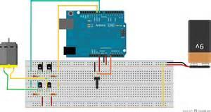 arduino code h bridge arduino dc motor h bridge pwm wroc awski informator