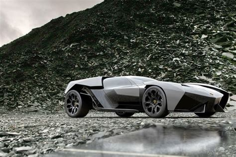 Munich University Students Dream Up Future Lamborghini Models