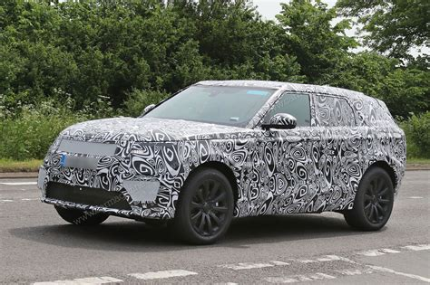 new land rover fourth range rover model scooped latest news on land