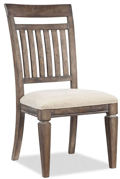 Legacy Classic Brownstone Slat Back Brownstone Slat Back Side Chair Set Of 2 From Legacy Classic 2760 340 Kd Coleman