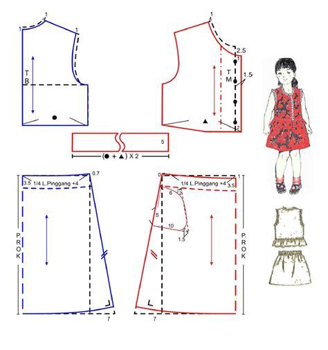 cara membuat pola baju bayi cara membuat pola baju wanita sederhana goresan tinta pena