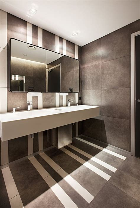 Commercial Bathroom Design Turkcell Maltepe Plaza By Mimaristudio Bathroom Ideas Pinterest Toilet Commercial And