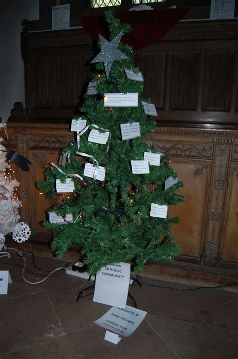 christmas village devotion barrow tree 2015 st gregory s rc church