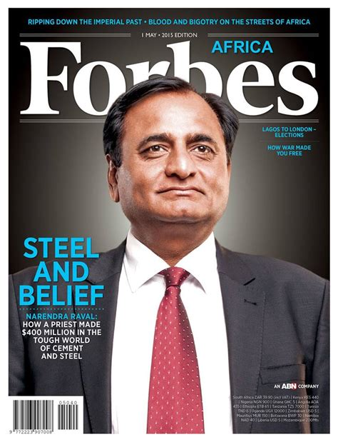 katsha richest in south africa xenophobia 2015 entrepreneur narendra raval covers forbes africa may 2015 issue
