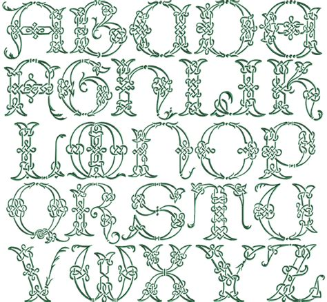 printable irish font free printable fancy monogram letters hot girls wallpaper