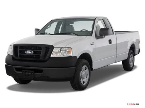 2008 Ford F150 Specs 2008 Ford F 150 Prices Reviews And Pictures U S News