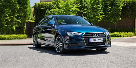 Audi A3 2017 by 2017 Audi A3 Cod Review Caradvice