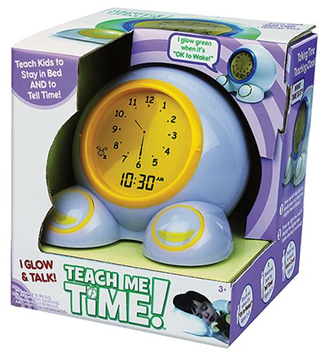 teach me talking alarm clock light get more with an alarm clock that tells your