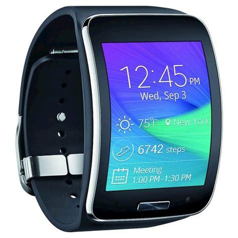 Samsung Smartwatch samsung 174 gear s smartwatch at t black target
