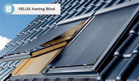 velux awning blind how to fit velux blinds size guide fitting buying guide