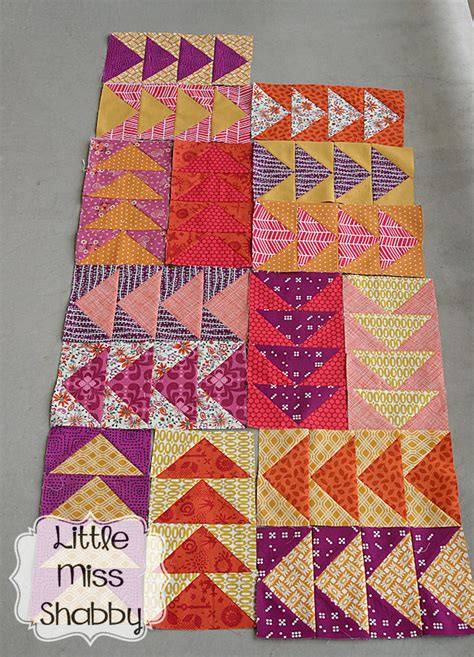 Flying Geese Quilts by Abundance Of Geese Coriander Quilts