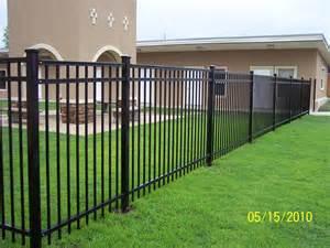 wrought iron fence farrow fence