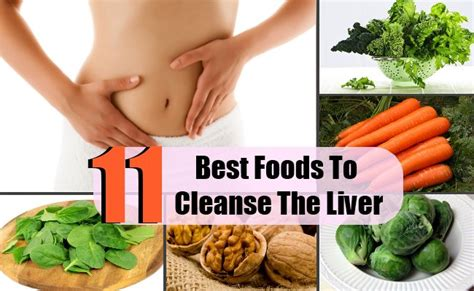 10 Foods To Detox Liver by Food To Cleanse The Liver Foodfash Co