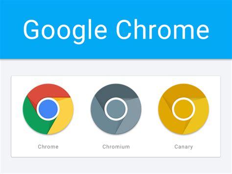 design google chrome google chrome material design icons by jason zigrino