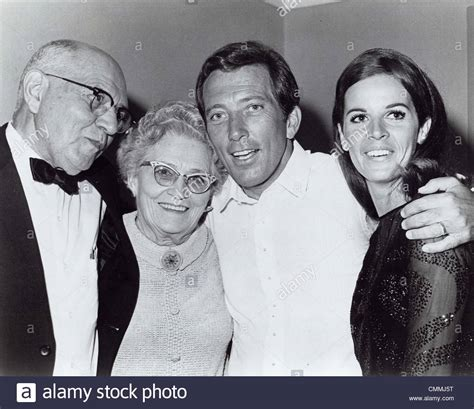 claudine longet marriage andy williams with wife claudine longet father joy