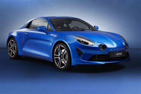 Alpine A110 Specs And Prices By Car Magazine