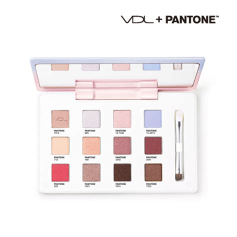 vdl pantone expert color eye book 6 4 mkm 韓國化妝品mkm 韓國化妝品
