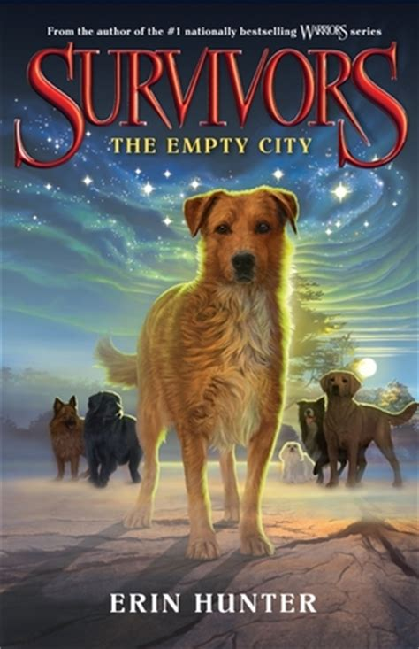 the empty city survivors 1 by erin hunter