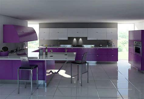black white and purple kitchen modern white and purple kitchen furniture ideas interior